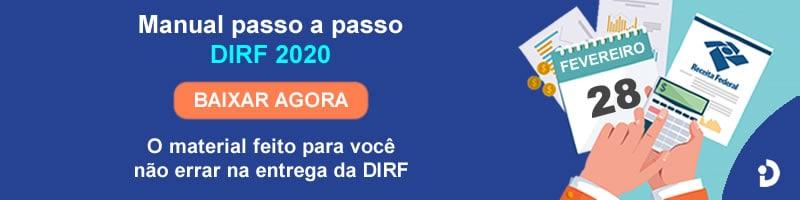 eBook DIRF 2020 - Doméstica - Empregador Doméstico